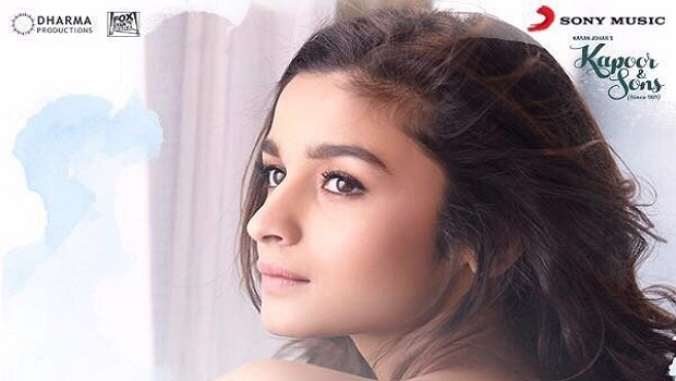 Alia bhatt Kapoor and sons