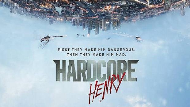 'हार्डकोर हेनरी' 8 अप्रैल को होगी रिलीज