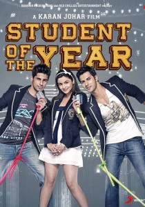 student of the year poster big
