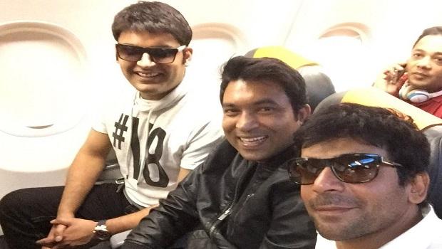 kapil sharma team