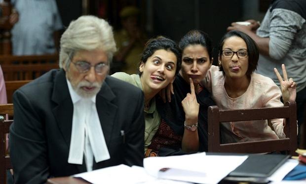 जुर्म रोमांच ड्रामा में फिर से दिखेंगे तापसी पन्नू और अमिताभ बच्चन
