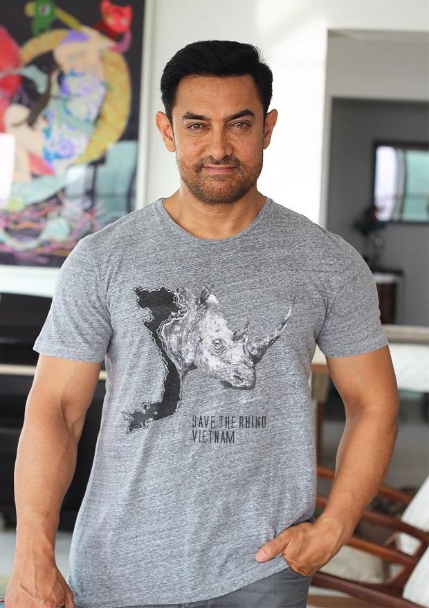 'सीक्रेट सुपरस्टार' की शूटिंग के लिए तैयार आमिर खान