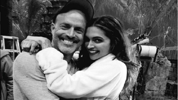 दीपिका ने यूं खुश किया 'XXX' के निर्देशक को