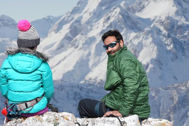 अजय देवगन ने नये डायलॉग प्रोमो से क्रिएट किया सस्पेंस