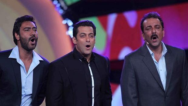 'Sons of Sardaar' में होंगे अजय, सल्लू और संजू !