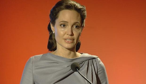 'मर्डर ऑन द ओरियेंट एक्सप्रेस' में Angelina Jolie !