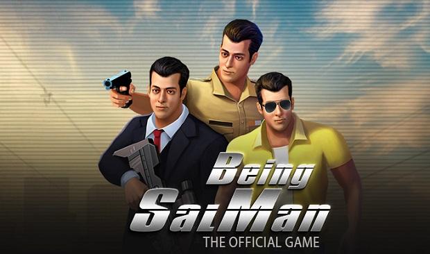 सलमान खान की गेम 'बीइंग सलमान' लॉन्च