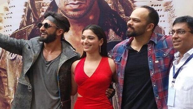 अभिनेता रणवीर सिंह करेंगे रोहित शेट्टी के निर्देशन में काम!