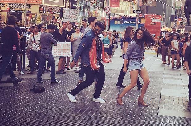 Times Square पर शूट होगा फिल्म 'हाफ गर्लफ्रेंड' का एक गाना