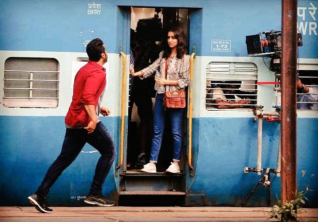अर्जुन कपूर और श्रद्धा कपूर की 'हाफ गर्लफ्रेंड' में डीडीएलजे का तड़का