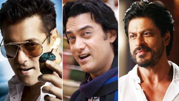 Omg! आमिर सलमान शाहरुख एक ही फिल्म में, देखकर रह जाएंगे दंग