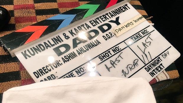 फिल्म डैडी की शूटिंग खत्म, कुछ ऐसे नजर आएंगे अर्जुन रामपाल