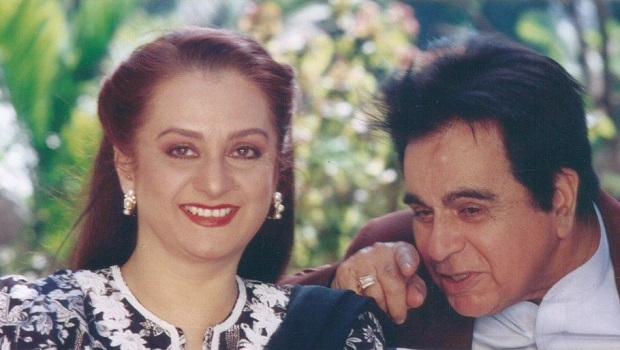 जब शादी की 50वीं सालगिरह पर रोमांटिक हुए दिलीप कुमार