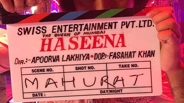 'द क्वीन ऑफ मुम्बई हसीना' की शूटिंग शुरू, श्रद्ध कपूर उत्साहित
