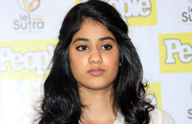 इस फिल्म से बॉलीवुड में डेब्यु करेंगी श्रीदेवी की बेटी जाह्नवी!