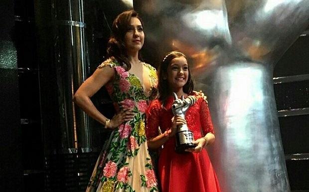निष्ठा शर्मा ने जीता 'द वॉयस इंडिया किड्स' का खिताब