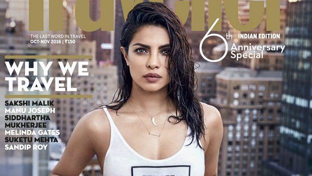 अरे भाई! अभिनेत्री प्रियंका चोपड़ा की टी-शर्ट पर हंगामा क्यों?