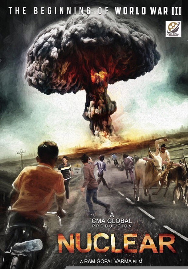 रामगोपाल वर्मा की अगली फिल्म 'न्यूक्लियर' का बजट बाप रे बाप!