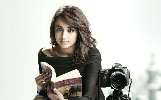 विरोध का सामना करने के बाद ट्विटर पर भड़की तृषा कृष्णन