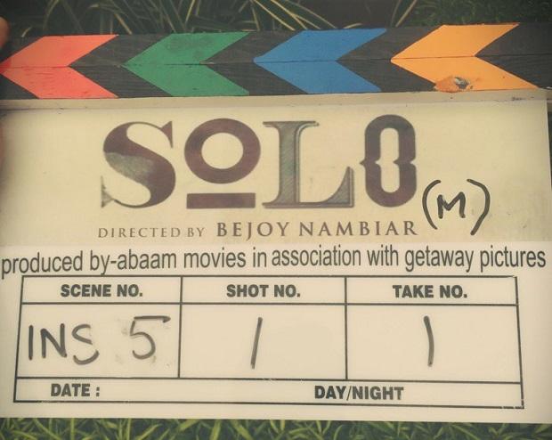 दलकेर सलमान की अगली फिल्म सोलो की शूटिंग शुरू