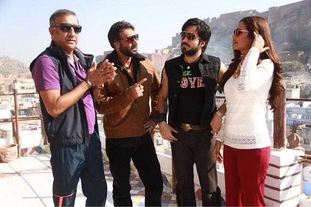 अजय देवगन की अगली फिल्म बादशाहो की रिलीज डेट घोषित