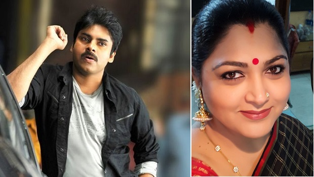 अभिनेत्री खुशबू की होगी तेलुगू सिनेमा में मेगा वापसी