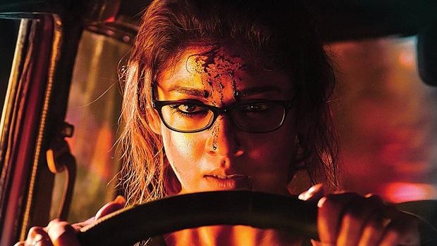 जब अभिनेत्री नयनतारा ने फिल्म डोरा की यूनिट को किया चकित