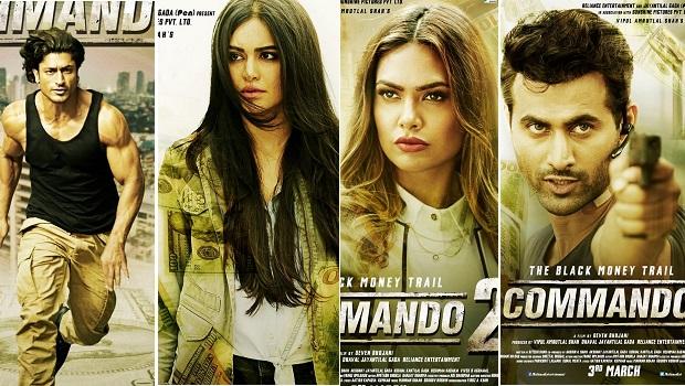 Trailer Review! कमांडो 2 बेहतरीन एक्शन के साथ अभिनय भी