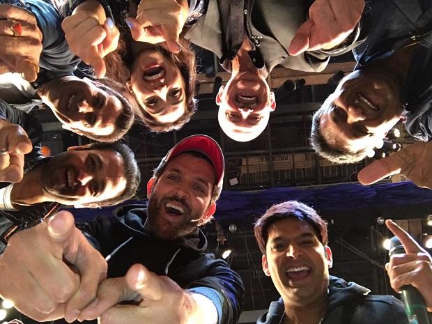 कपिल शर्मा के शो पर 'काबिल' टीम मनाएगी सफलता का जश्न