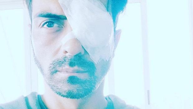 होटल में हुआ हंगामा, अभिनेता अर्जुन रामपाल के खिलाफ मामला दर्ज