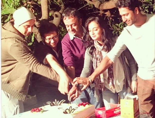संजय दत्त बायोपिक में हुई अभिनेत्री दीया मिर्जा की एंट्री