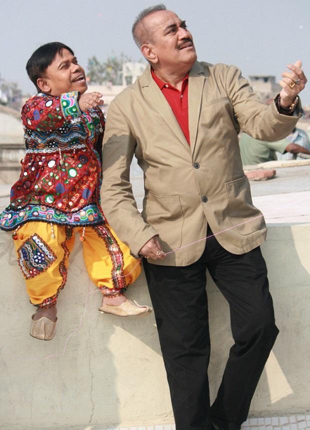 सीआईडी के एसीपी प्रद्युमन 'शिवाजी साटम' से विशेष 'सवाल-जवाब'