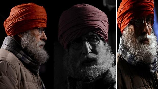 वायरल हुआ अमिताभ बच्चन का नया लुक, क्या यह ठग्स ऑफ हिंदोस्तान से है?