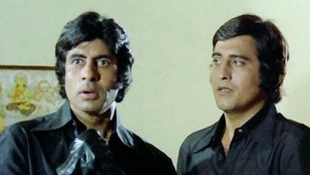 क्या आप जानते हैं? अमिताभ बच्चन और विनोद खन्ना की आत्मीयता