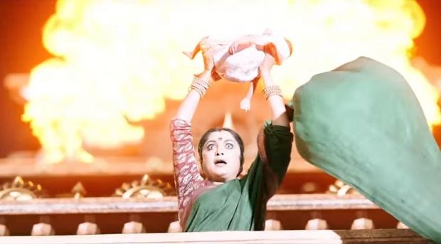 क्या आप जानते हैं? फिल्म बाहुबली 2 के इस सीन के पीछे का सच