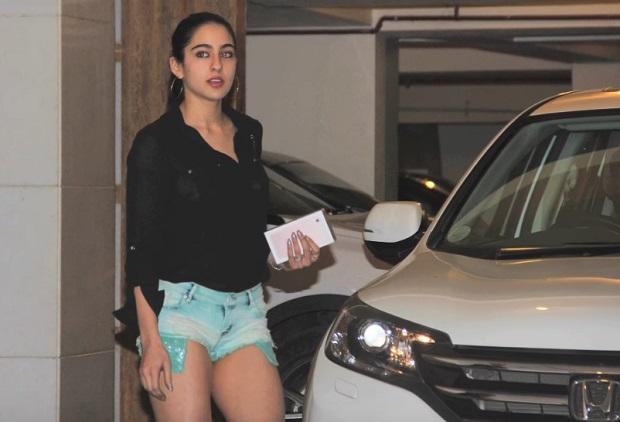 सारा अली खान की डेब्यु फिल्म के लिए बालाजी और कृर्ज ने मिलाया हाथ