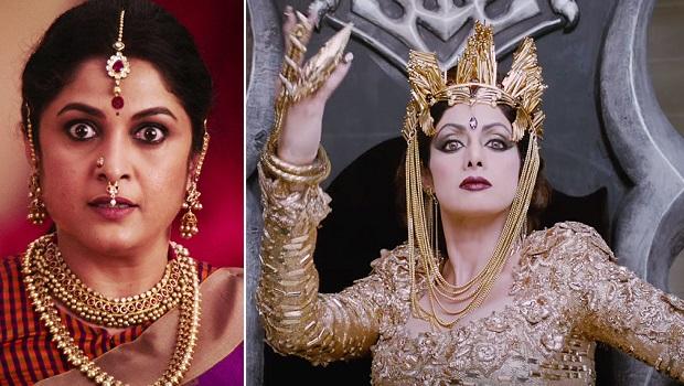 श्रीदेवी को ऑफर हुआ बाहुबली में शिवगामी का किरदार, लेकिन…
