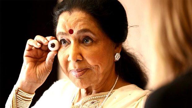 मैडम तुसाद के नयी दिल्ली संग्रहालय में दिखेंगी मोम की आशा भोसले