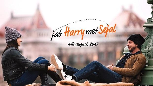 जब हैरी मेट सेजल ट्रेलर 4 : दिल को टच करता है शाह रुख खान चुलबुलापन