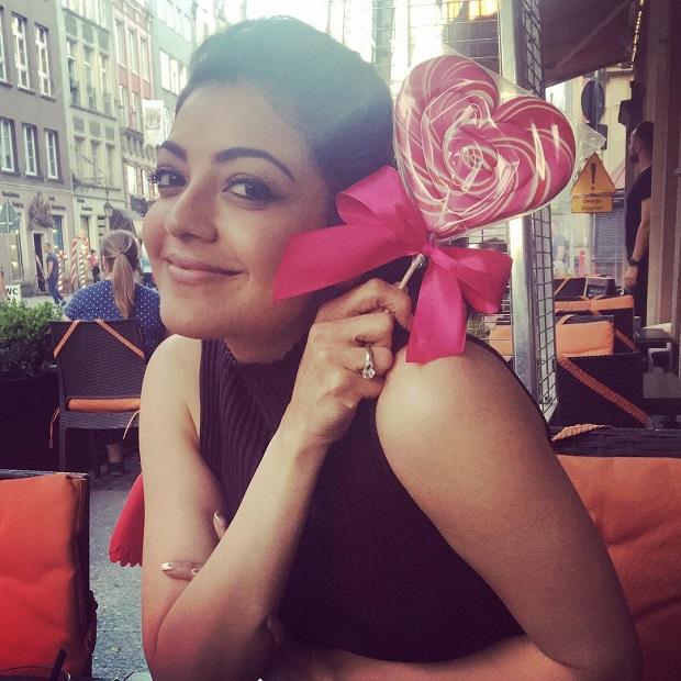 रजनीकांत के साथ अगली फिल्म में होंगी काजल अग्रवाल!