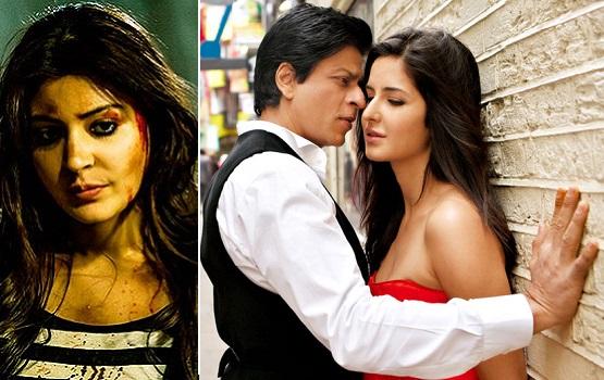 इस फिल्म में दिखेगी शाह रुख, कैटरीना और अनुष्का की तिक्कड़ी