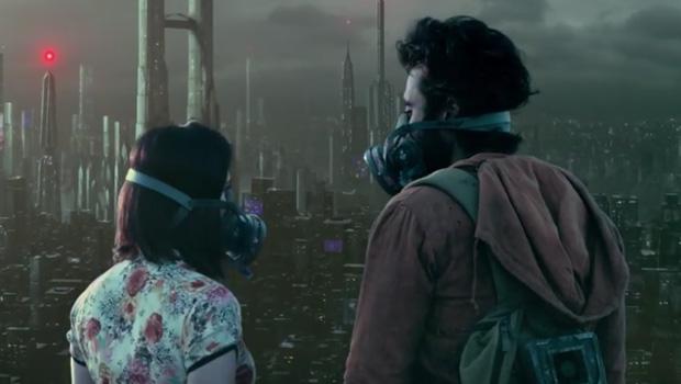 शॉर्ट फिल्म कार्बन का ट्रेलर : आने वाले कल का खौफनाक दृश्य