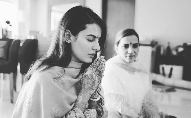 Shocking! घरेलू हिंसा का शिकार हुईं ईरानी मूल की अभिनेत्री मंदाना करीमी