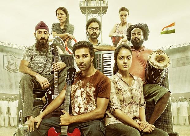 यहां देखिये, राज कपूर के नाती आदर जैन और अन्या सिंह की 'कैदी बैंड' का ट्रेलर