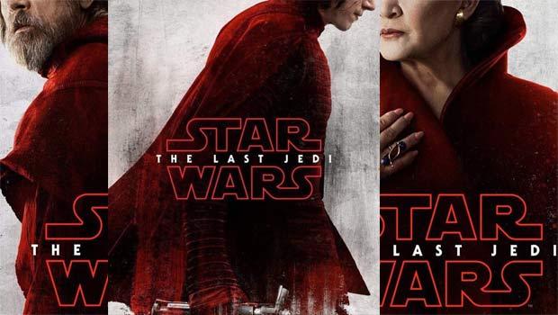 स्टार वॉर्स : द लास्ट जेडी के नये पोस्टर आए सामने, दिसंबर 2017 में होगी रिलीज