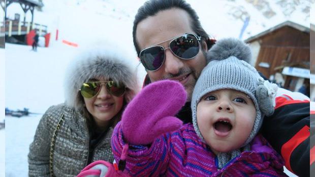 बधाई हो! फिल्म अभिनेता फरदीन खान दूसरी बार पिता बने