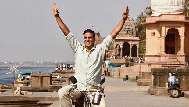 अक्षय कुमार अभिनीत पैडमैन का नया पोस्टर और रिलीज डेट आयी सामने