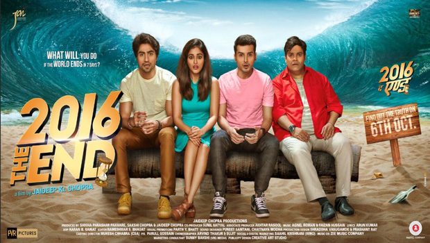 Jaideep Chopra's Movie '2016 The End' new trailer and poster released