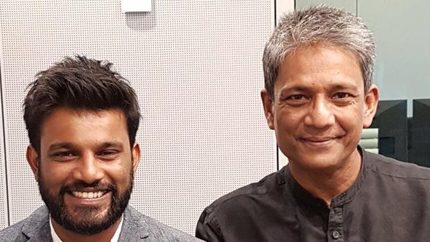 Shubhashish Bhutiani & Adil Hussain honored at 8th Jagran Film Festival for Mukti Bhawan