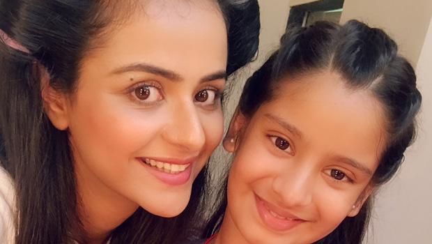 When Diya Aur Baati Hum Fame Prachi Tehlan found her birthday twin